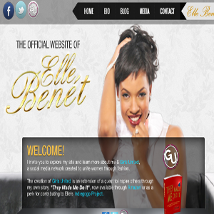 Elle Benet   official website  Do It