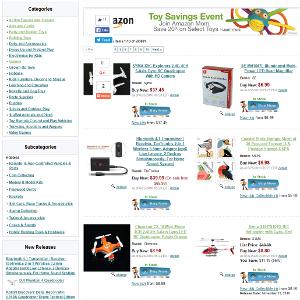 Targettoys Web Developer